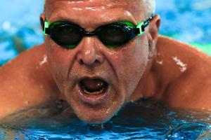 Impressionen vom Mastersschwimmen